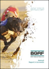 Archive copy of BGRF report 2017 to 2018