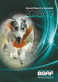 Archive copy of BGRF report 2018 to 2019